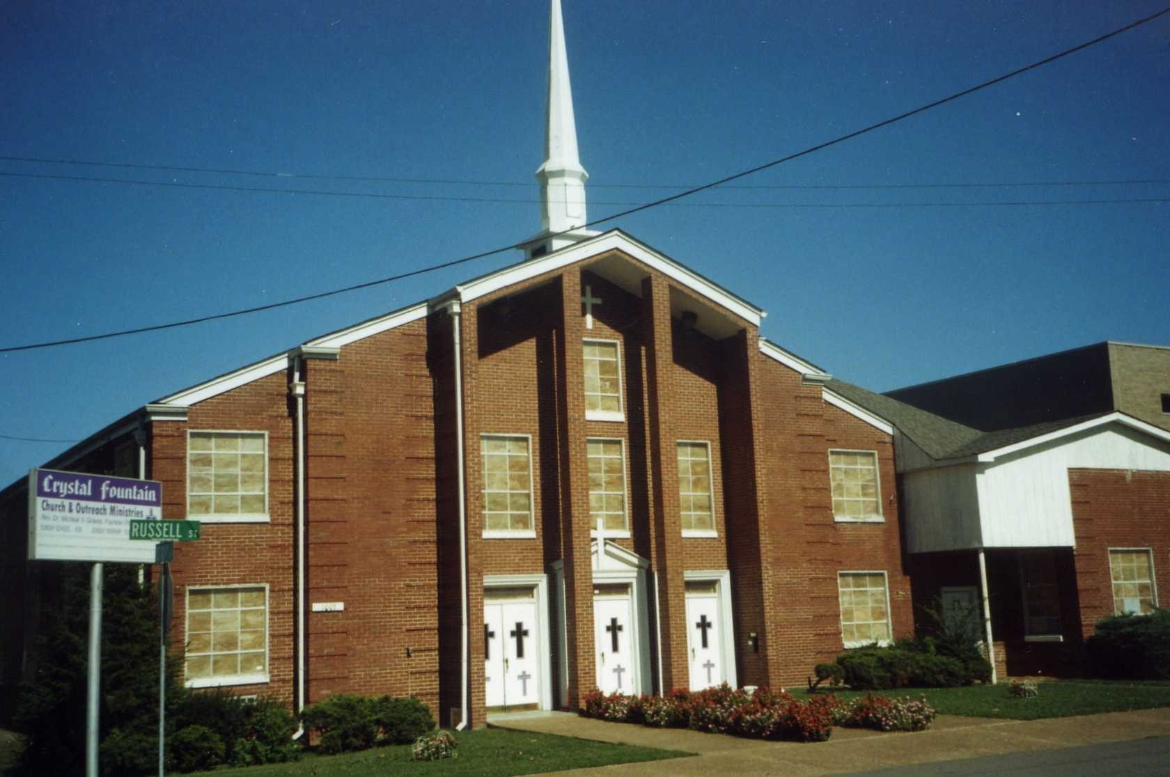 Crystal Fountain Church of God in Christ