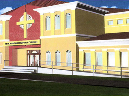 New Jerusalem First Missionary Baptist Church